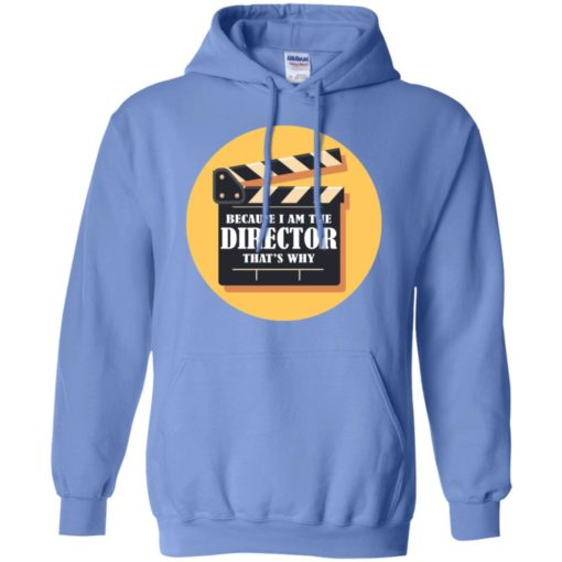 Film director shirt because i'm the director that's why hoodie