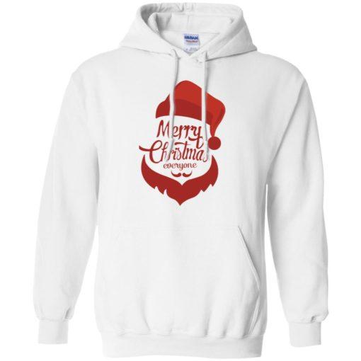 Dabbing santa christmas sweater merry christmas everyone christmas pregnancy shirts hoodie
