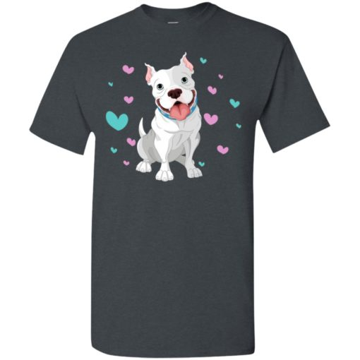 Love boxer dogs gift for boxer owners t-shirt