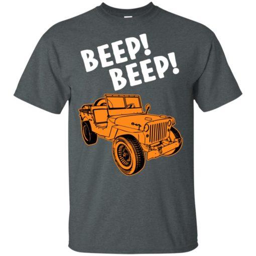 Jeep beep beep t-shirt