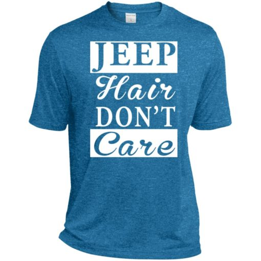Jeep hair don't care sport t-shirt