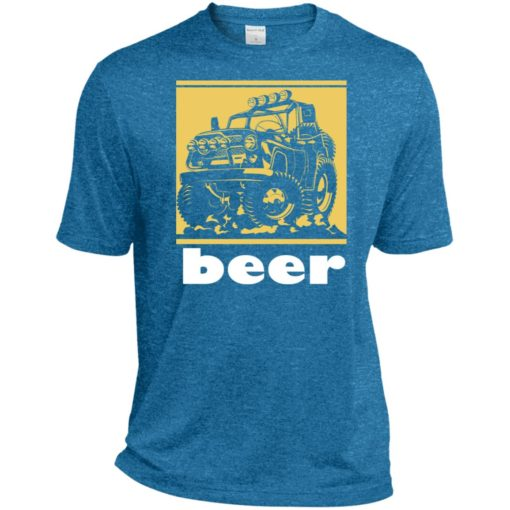 Funny beer alcohol jeep 4×4 drinking lover sport t-shirt