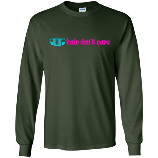 Jeep hair dont care long sleeve