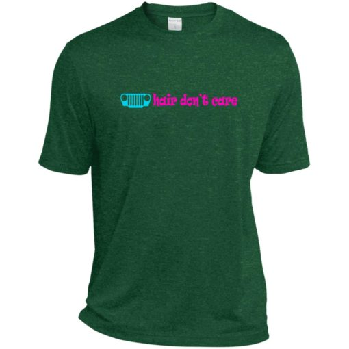 Jeep hair dont care sport t-shirt