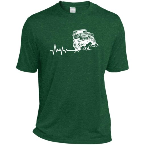 Unlimited heartbeat love jeep shirt jeep lover driver owner addicted sport t-shirt