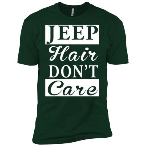 Jeep hair don't care premium t-shirt
