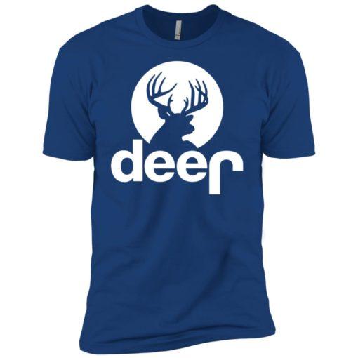 Jeep deer premium t-shirt