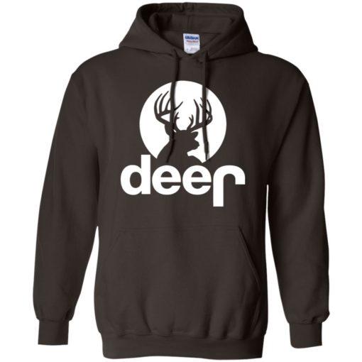 Jeep deer hoodie