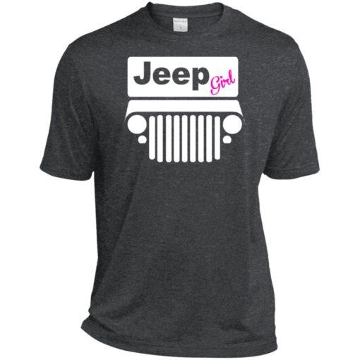 Jeep girl sport t-shirt
