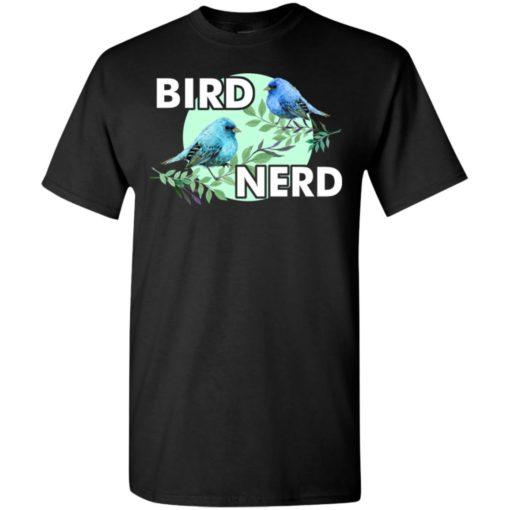 Lover bird nerd funny bird watching gift t-shirt