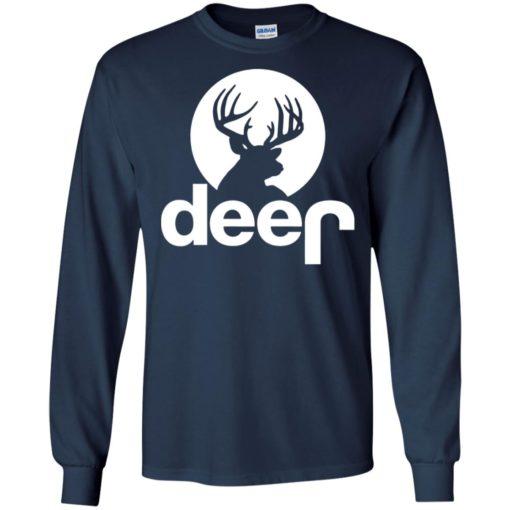 Jeep deer long sleeve