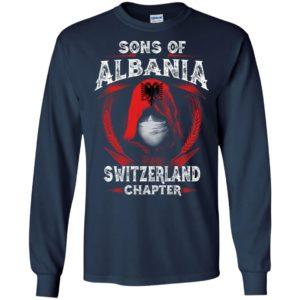 Son of albania – switzerland chapter – albanian roots long sleeve