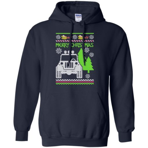 Ugly jeep sweater christmas gift for jeep lover owner addicted hoodie