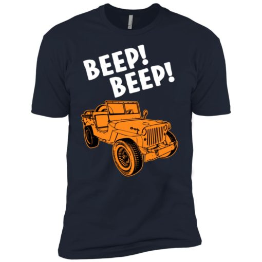 Jeep beep beep premium t-shirt