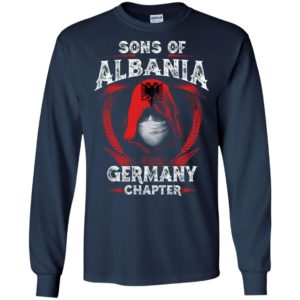 Son of albania – germany chapter – albanian roots long sleeve