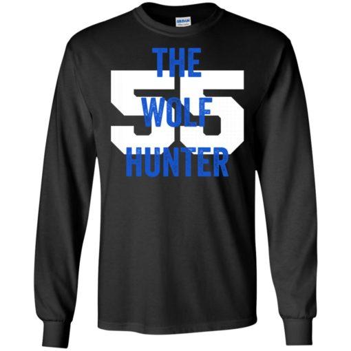 55 the wolf hunter long sleeve