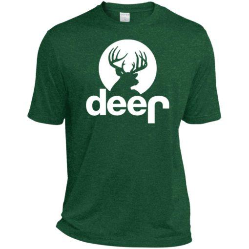Jeep deer sport t-shirt