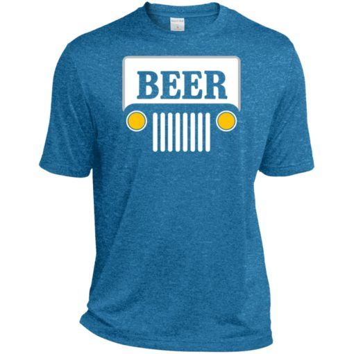 Beer jeep road trip sport t-shirt