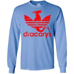Dracarys dragon game of thrones long sleeve