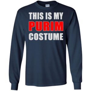 This is my purim costume long sleeve