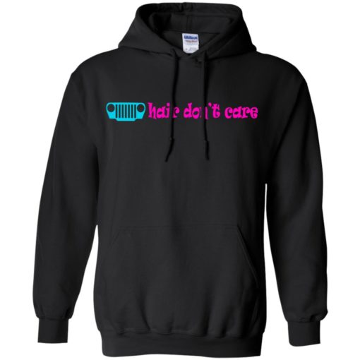 Jeep hair dont care hoodie
