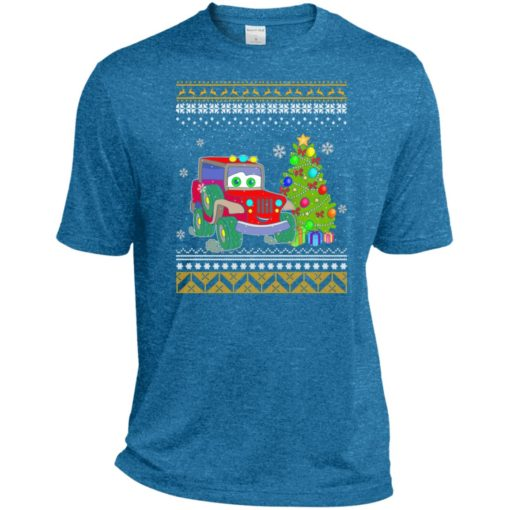 Merry jeepmas and happy new year jeep lover sport t-shirt