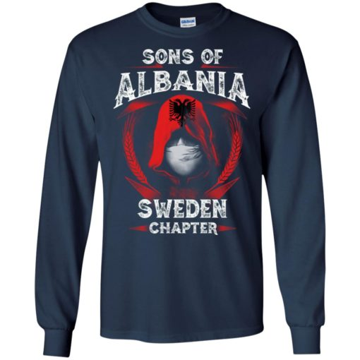 Son of albania – sweden chapter – albanian roots long sleeve