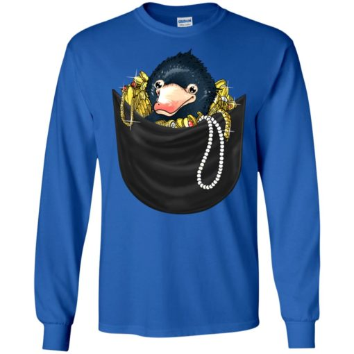 Harry potter niffler in your pocket niffler long sleeve
