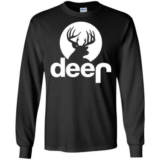 Jeep deer long sleeve