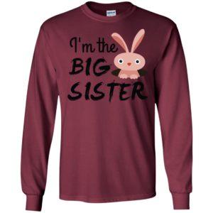 I'm the big sister long sleeve