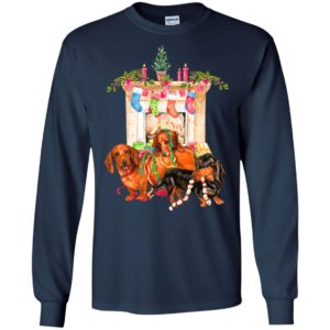 Dachshund as birthday gift to dog lover puppy family long sleeve