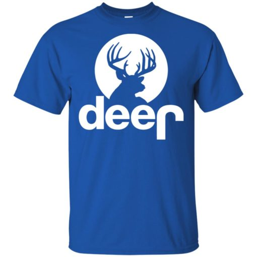 Jeep deer t-shirt