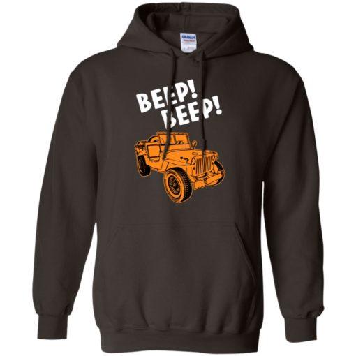 Jeep beep beep hoodie