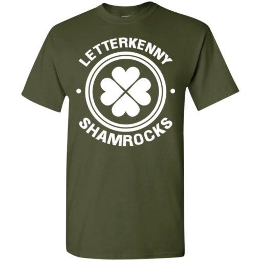 Letterkenny shamrocks irish st patricks day 2 t-shirt
